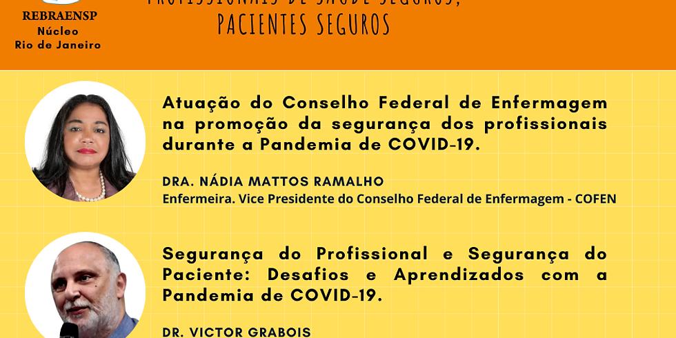 Dia Mundial da Segurança do Paciente - REBRAENSP Núcleo Rio de Janeiro