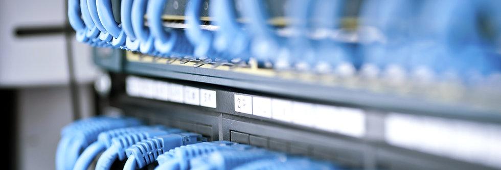 Internet Fibra 30Mbps.