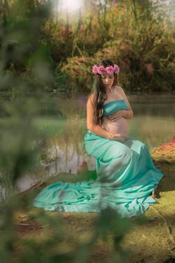 חן נגר צילומי הריון טבעיים