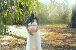 חן נגר צילומי היריון מיוחדים
