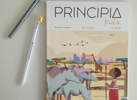 Principia kids T5-E2