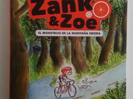 Las aventuras de Zank & Zoe: El monstruo de la montaña negra