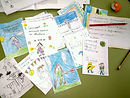 Blog de ConPdePrimaria Pilar Gámez reseñas de libros infatiles experiencias ideas educación primaria