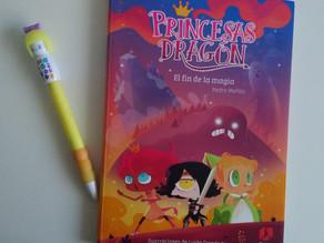 Princesas Dragón: El fin de la magia -10