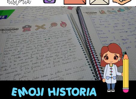 EMOJI HISTORIA