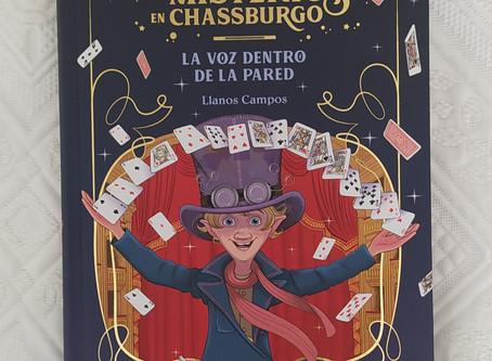 La voz dentro de la pared (Mágicos misterios en Chassburgo 1)