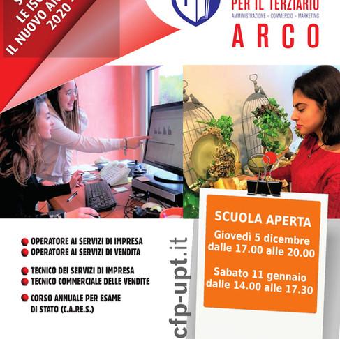 ARCO - Scuola Aperta per conoscere la nostra offerta formativa!