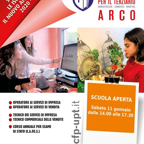ARCO - Scuola aperta per conoscere UPT!