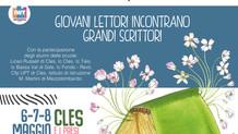 """CLES - Al via """"LETTORI in FIORE"""", il primo festival della letteratura per ragazzi!"""