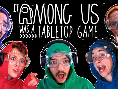Among Us (but it's a table top game)