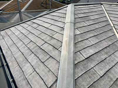 スレート系屋根材の下塗り(必須項目編)