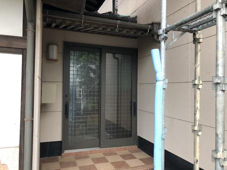 施工事例 船橋市三咲町 外壁塗装工事