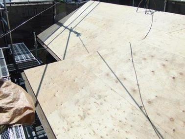 外装リフォーム専門店による「屋根改修工事」