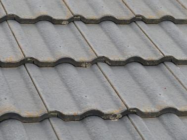 乾式コンクリート瓦(1970年代〜流行したセメント系瓦屋根)