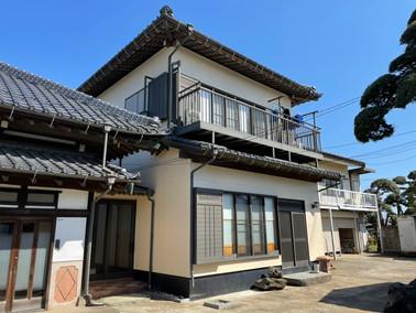 完工 船橋市三咲町 外壁塗装工事