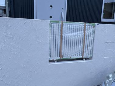 完工 船橋市門塀塗装工事