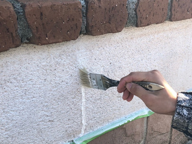 外壁と一緒に塗装することの多い「外構廻りの注意」