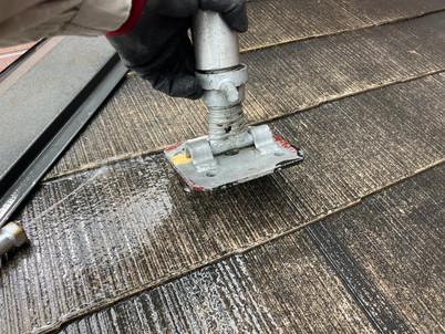 着工 八街市外壁・屋根塗装工事 M様邸