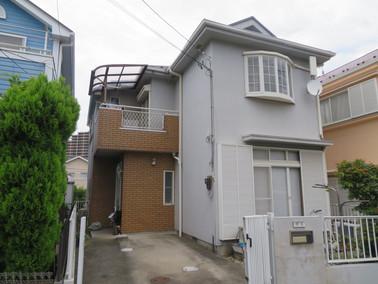 施工事例 松戸市二ツ木 外壁・屋根塗装工事