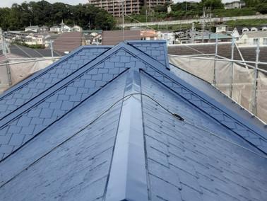 完工 松戸市二ツ木 外壁屋根塗装工事
