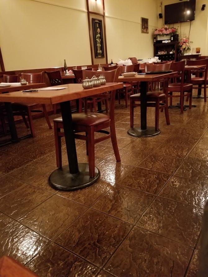 Dinner Date at 369 Oriental Bistro