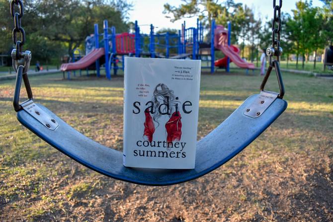 Sadie: a book for crime podcast fanatics