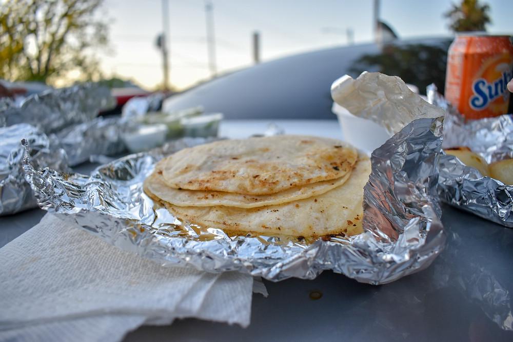 Unwrap your corn tortillas like it's Christmas!