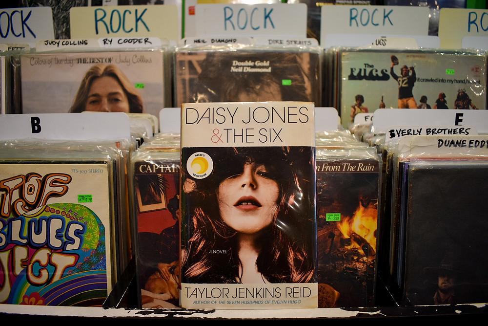 Daisy Jones and the Six by Taylor Jenkins Reid