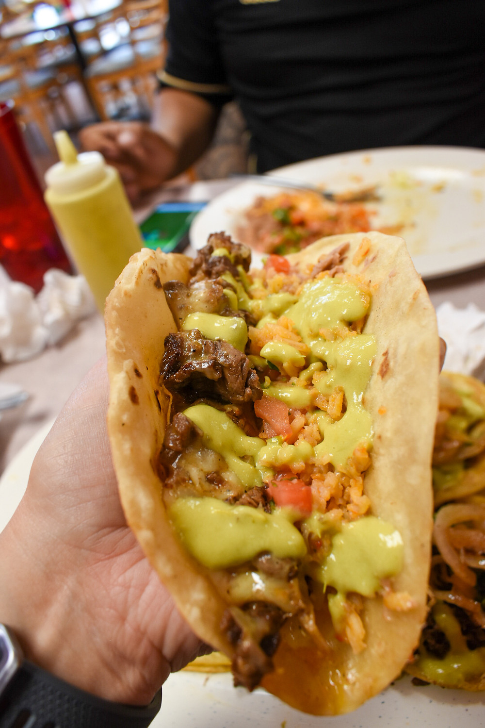 Wander Through for delicious tacos in Houston, Texas and beyond!