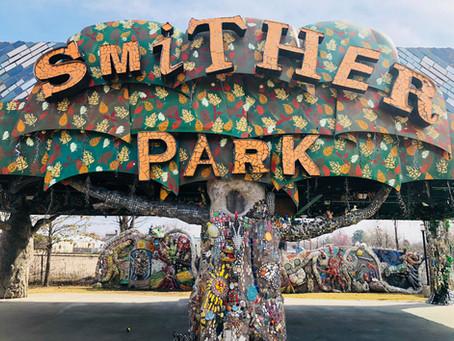Discover Houston's Mosaic Folk Art at Smither Park