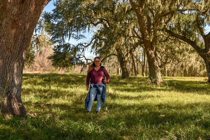 Solo Hike at Brazos Bend State Park