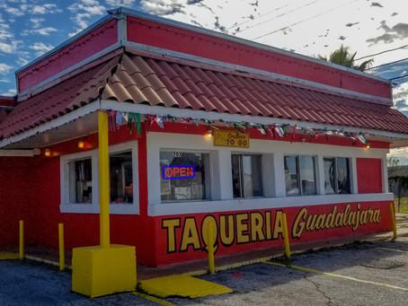 Nostalgia & Tacos: Taqueria Guadalajara