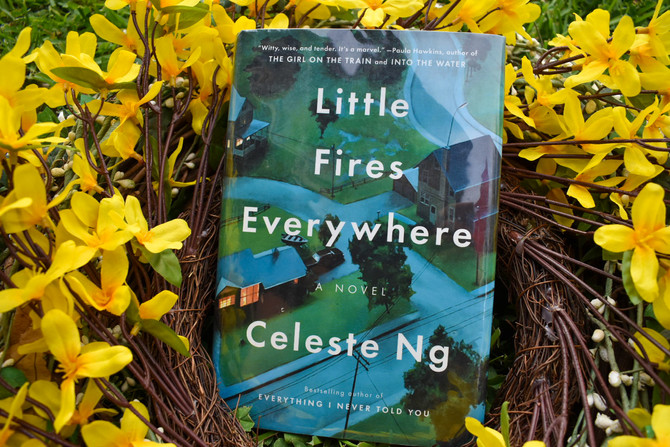 Celeste Ng sets Little Fires Everywhere and I'm Here for It