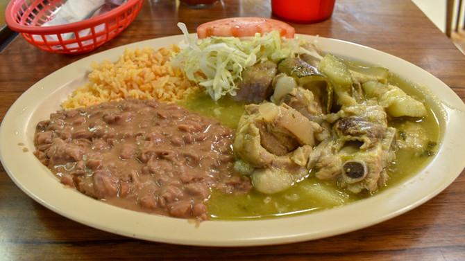 Mexican Soul Food at Taqueria Morelos