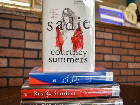 Read-a-likes for Sadie by Courtney Summers