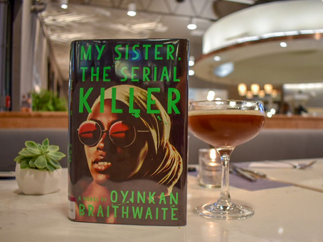 Sisters in Crime: a review of My Sister, the Serial Killer