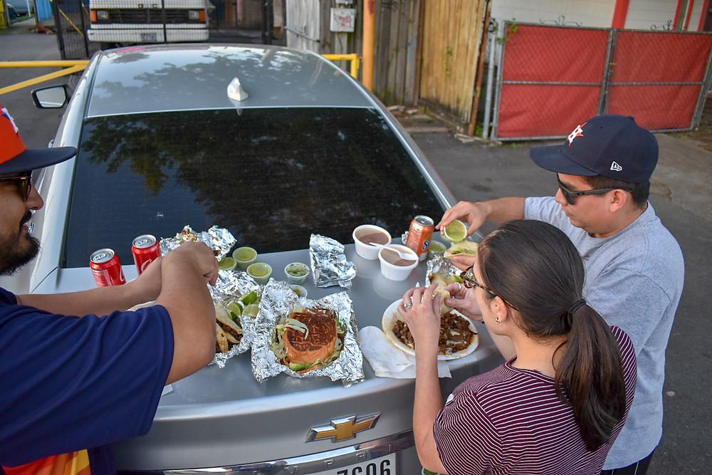Taco trunk life!