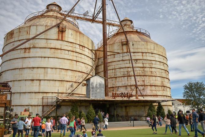 Well-deserved weekend getaway: Saturday in Waco