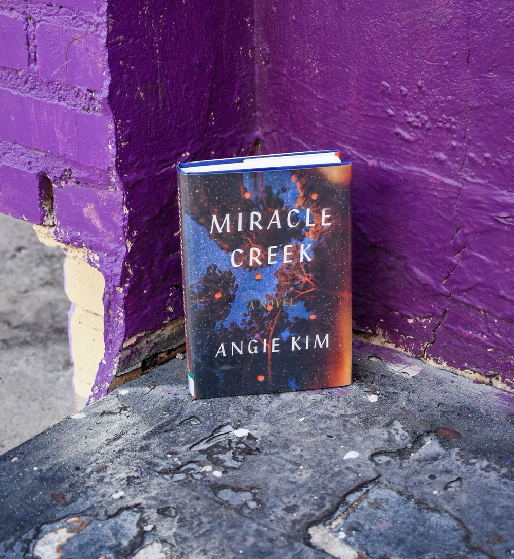 Miracle Creek by Angie Kim is a shocking literary courtroom drama