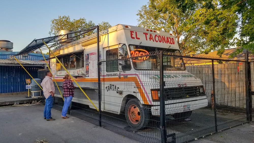 Taqueria Taconazo in Houston, Texas