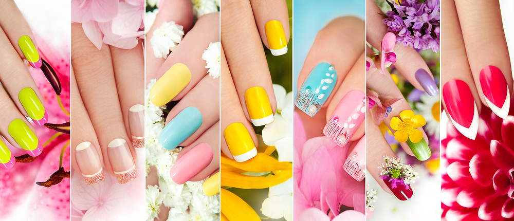 Please check our menu pages for Nail services. Thank you.