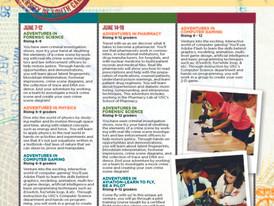 Have Serious Fun This Summer at USC's Carolina Master Scholars Adventure Series
