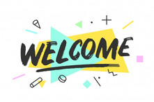 Welcome & Thank You