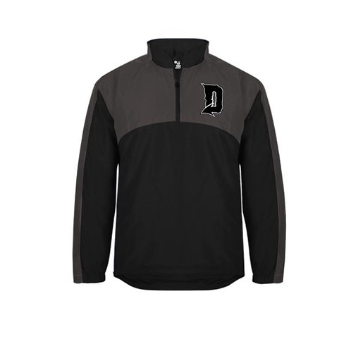 Dragons Baseball Club 2021 Embroidered Contender 1/4 Zip