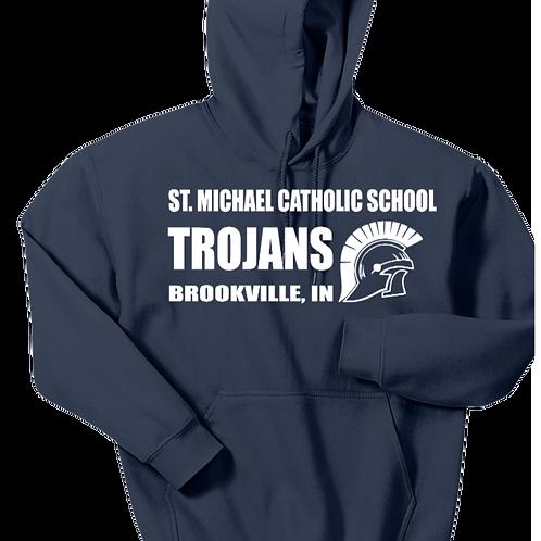 Soft Style Hooded Sweatshirt St. Michael