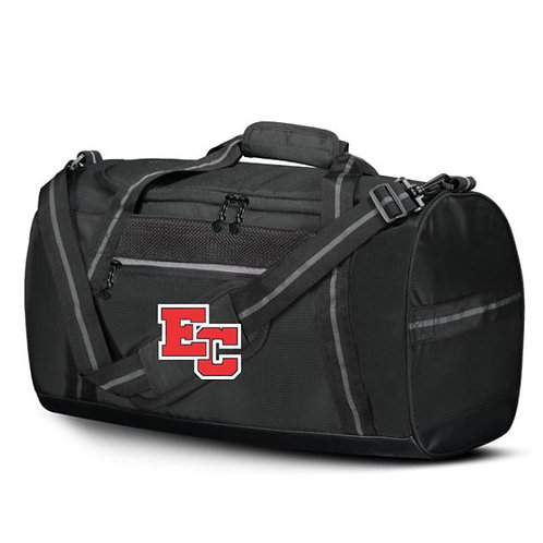 EC Track and Field Embroidered Duffle Bag