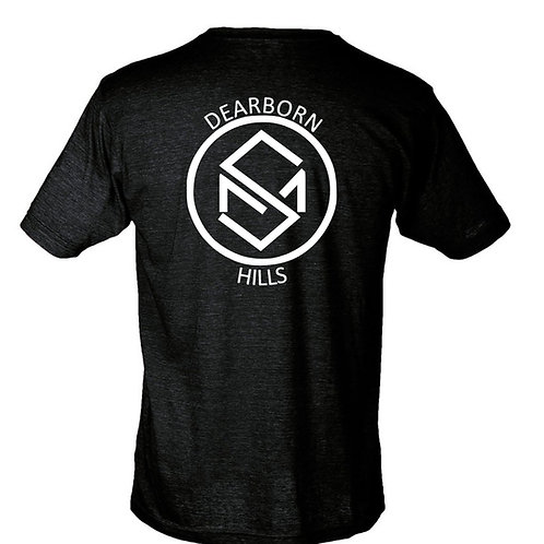 Soft Style T-Shirt Black