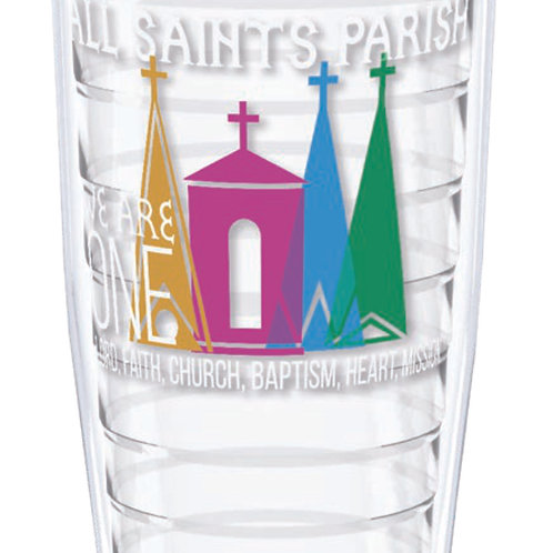 All Saints Tumbler Cup