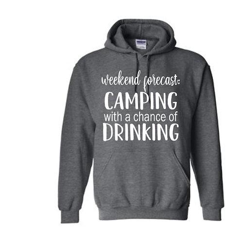 Weidner Camping Trip 2020 Sweatshirt
