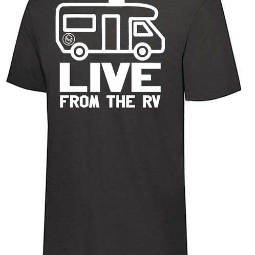 Live from the RV Tshirt